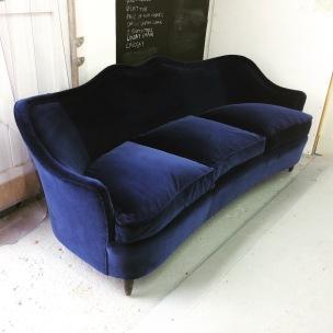 1940s Italian sofa