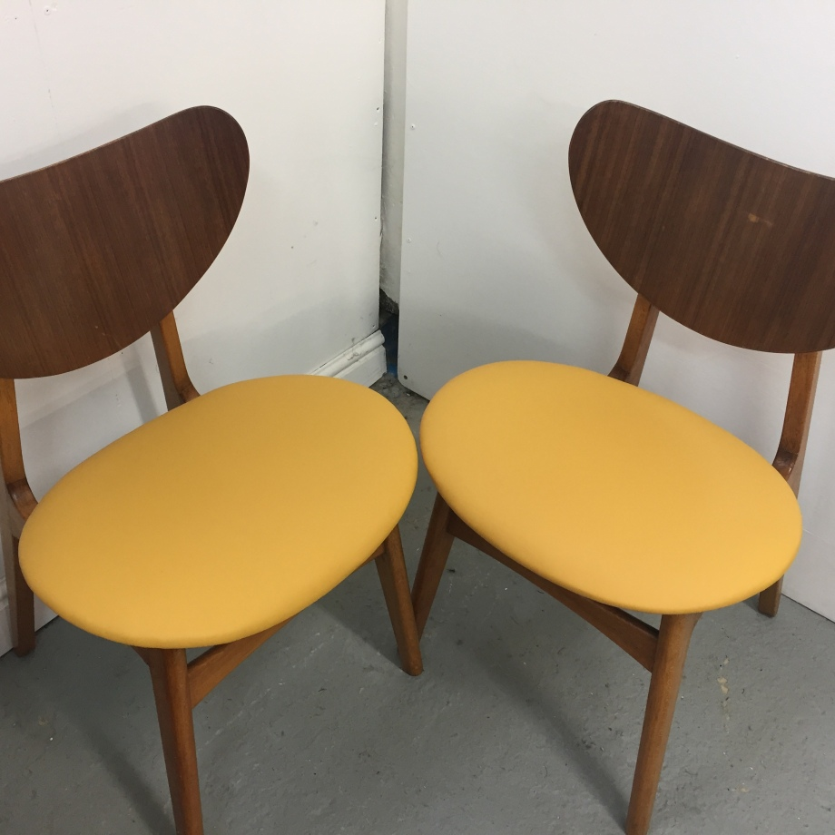 G-Plan Butterfly Chairs