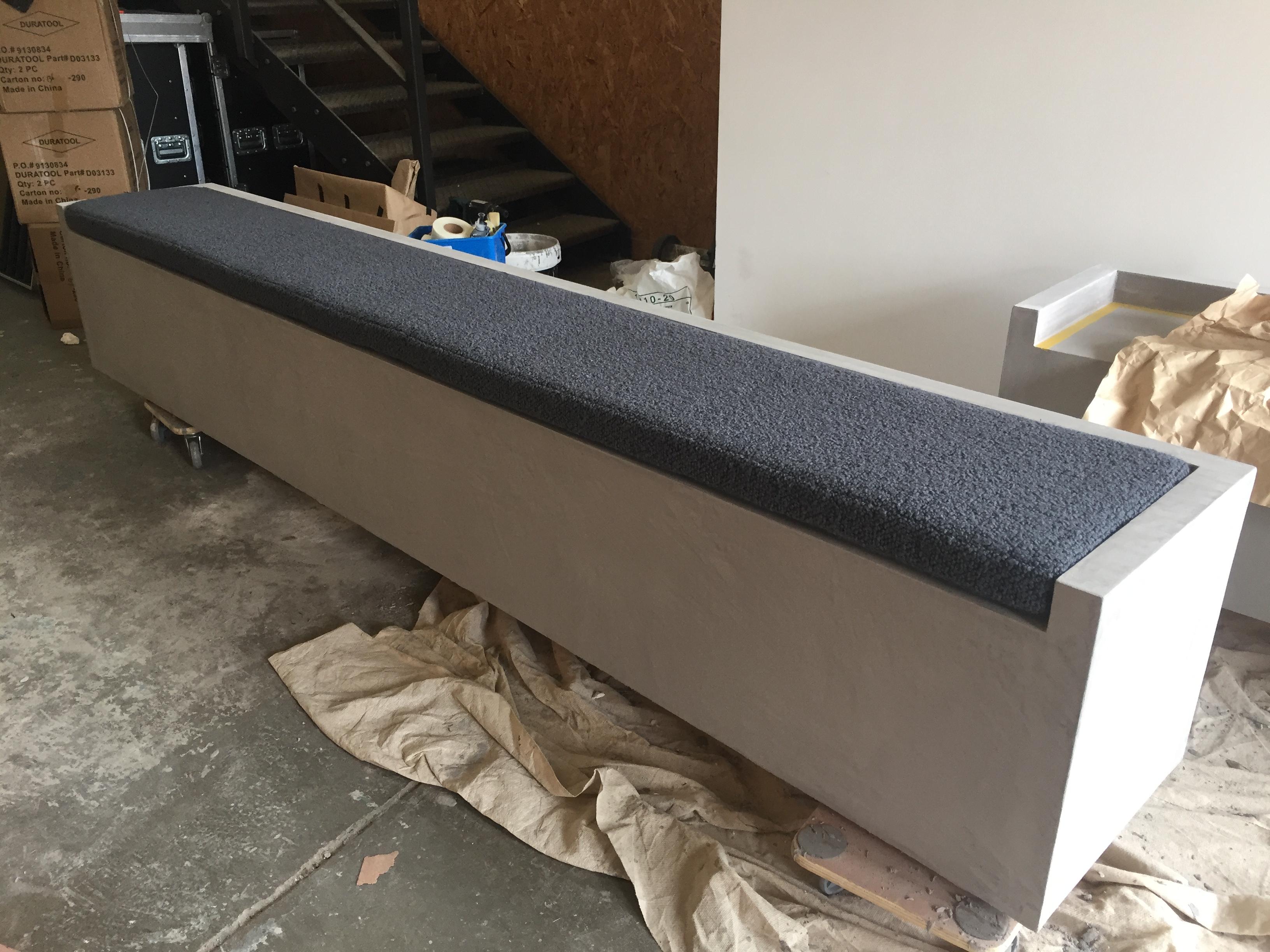 3metre bench